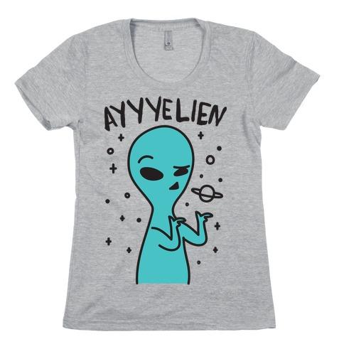 Ayyyelien Womens T-Shirt