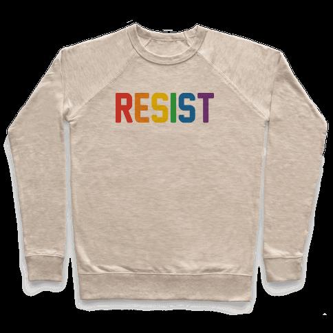 LGBTQ+ Resist Pullover