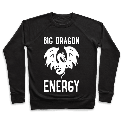 Big Dragon Energy Pullover