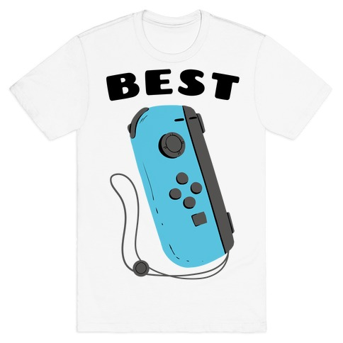 Best Friends Joycon Blue T-Shirt