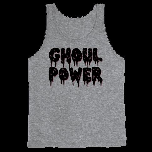 Ghoul Power Tank Top