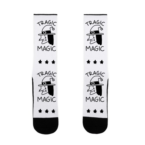Tragic Magic Sock