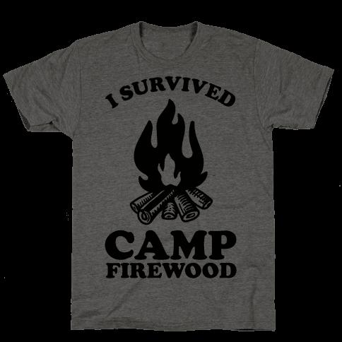 I Survived Camp Firewood