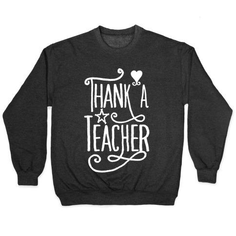 Thank A Teacher Pullover