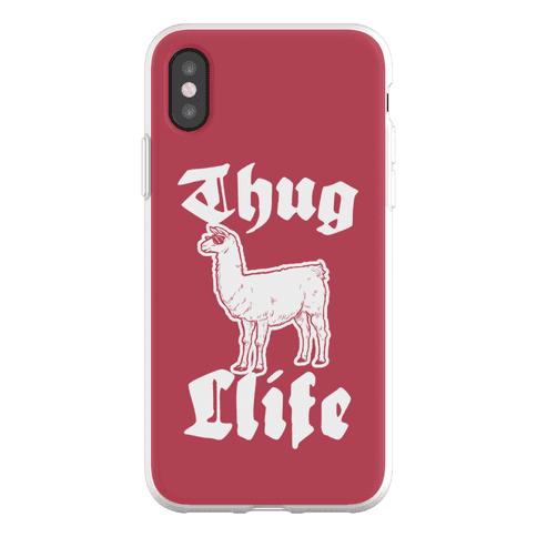 Thug Llife (llama) Phone Flexi-Case
