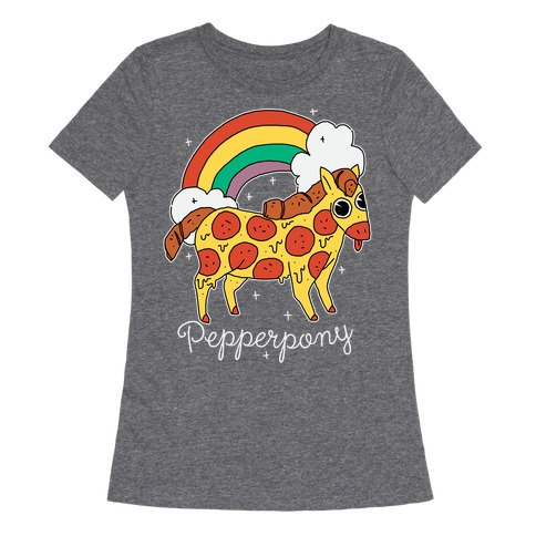 Pepperpony Womens T-Shirt