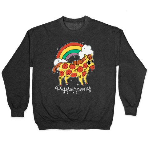 Pepperpony Pullover