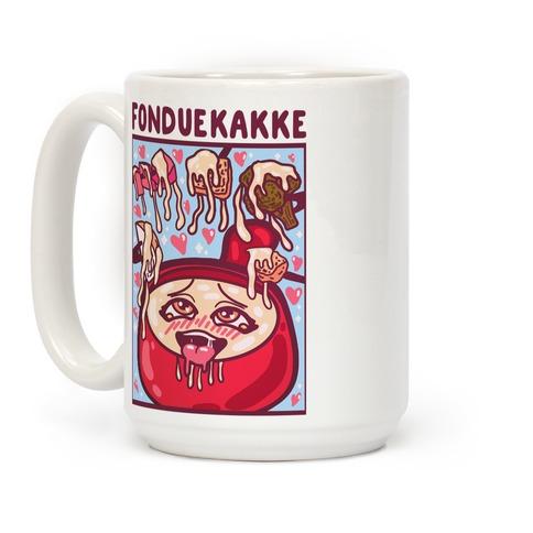 Fonduekakke Coffee Mug