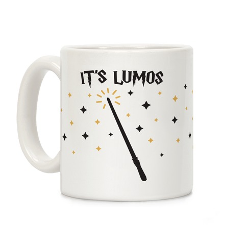 It's Lumos Coffee Mug
