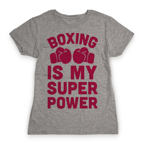 Boxing Is My Superpower