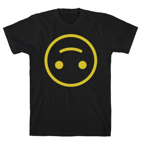 Upside-down Smiley T-Shirt