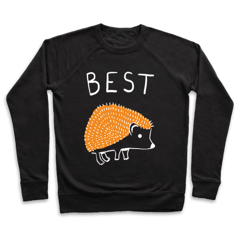 Best Buds Hedgehog Pullover