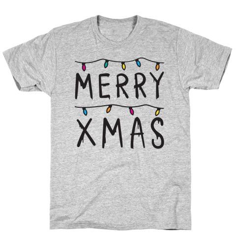 Merry Xmas Things T-Shirt
