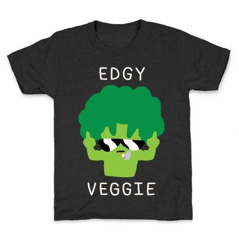 Edgy Veggie Kids T-Shirt