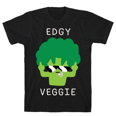 Edgy Veggie T-Shirt