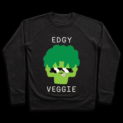 Edgy Veggie Pullover