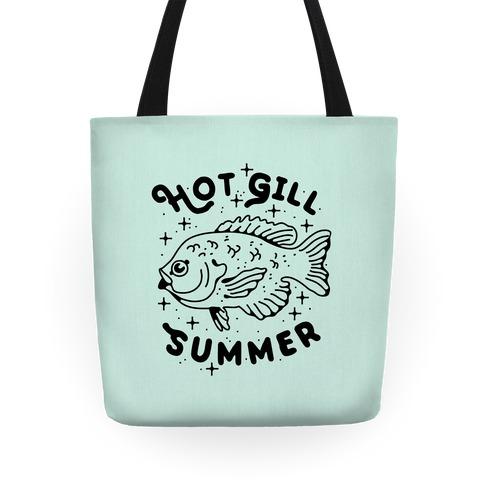 Hot Gill Summer Tote