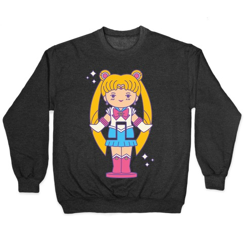 Sailor Moon Pocket Parody Pullover