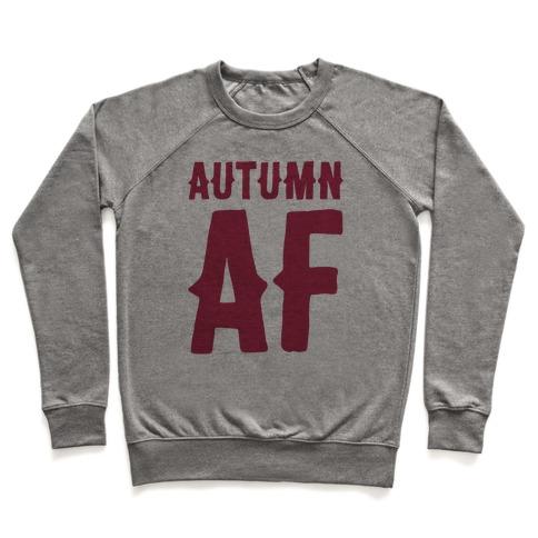 Autumn Af Pullover