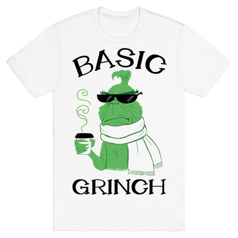 Basic Grinch T-Shirt