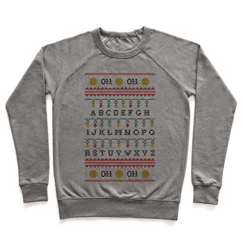 Eleven Ugly Sweater Pullover
