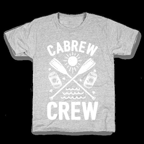 Cabrew Crew Kids T-Shirt