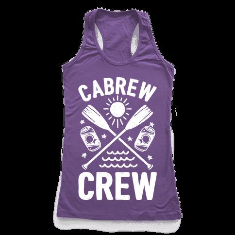 Cabrew Crew Racerback Tank Top