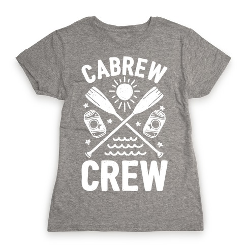 Cabrew Crew Womens T-Shirt