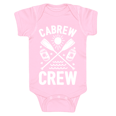Cabrew Crew Baby Onesy