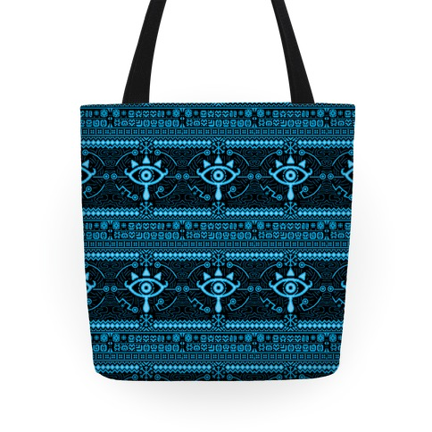 Gamer Ancient Technology Sweater Tote