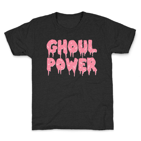 Ghoul Power Kids T-Shirt