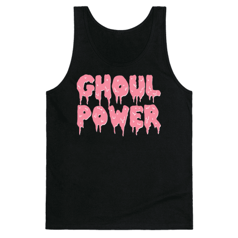 Ghoul Power Tank Top