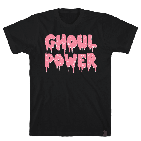 Ghoul Power Mens T-Shirt