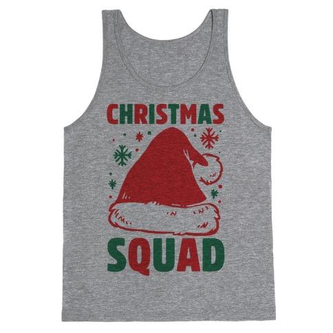 Christmas Squad Tank Top