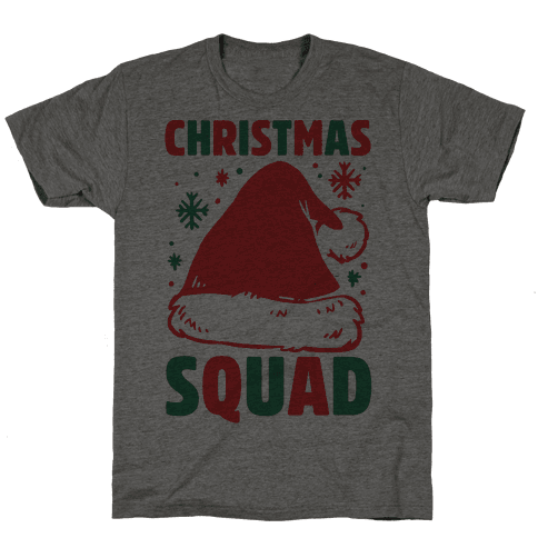 Christmas Squad Mens T-Shirt