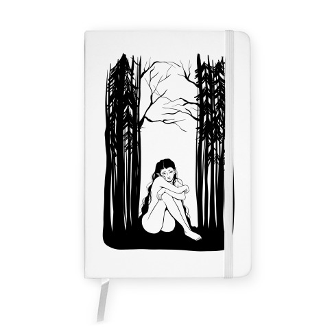 Forest Nymph Notebook