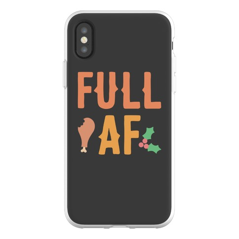 Full AF Phone Flexi-Case