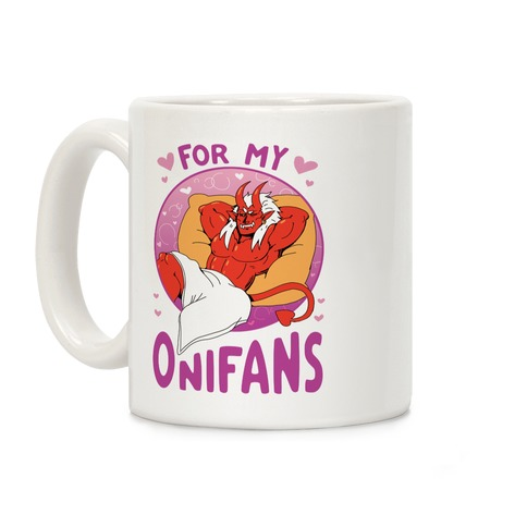 For My Onifans Coffee Mug