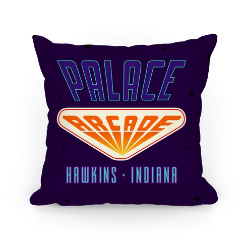 Palace Arcade Pillow