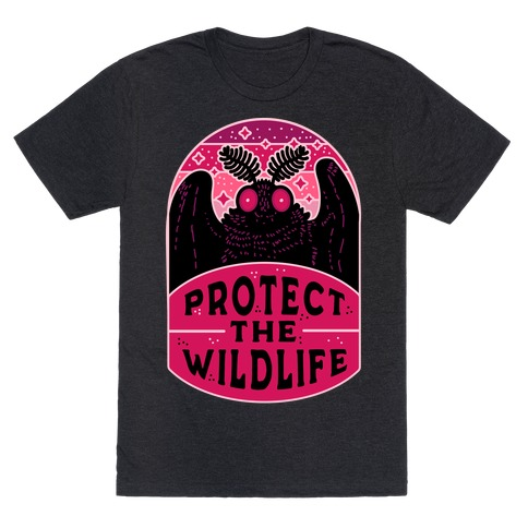 Protect the Wildlife (Mothman) T-Shirt