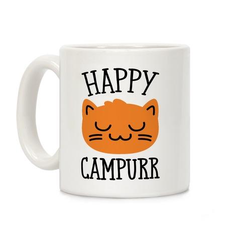 Happy Campurr Coffee Mug