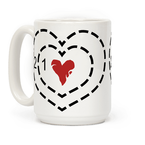 The Grinch's Heart Coffee Mug