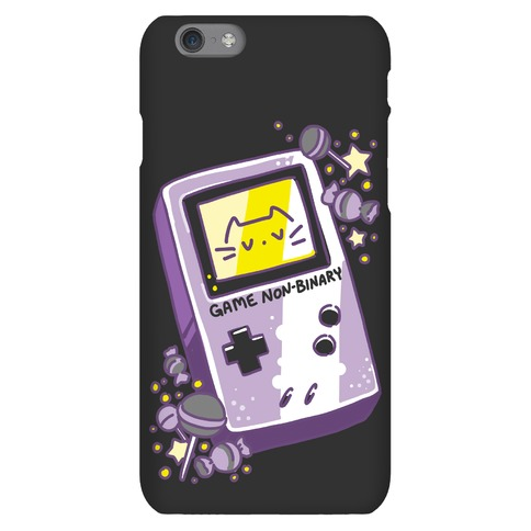 Game Non-binary Phone Case