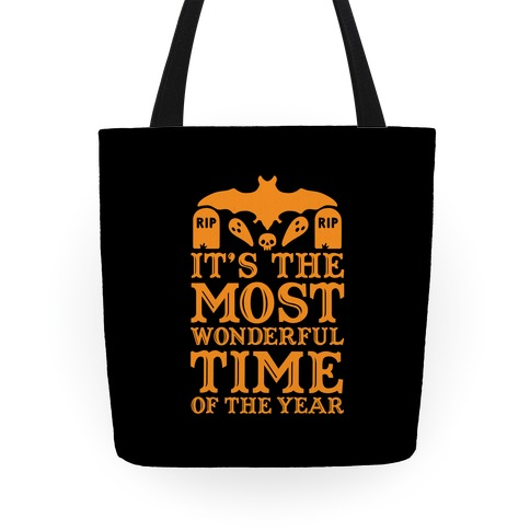 It's the Most Wonderful Time Of The Year Tote
