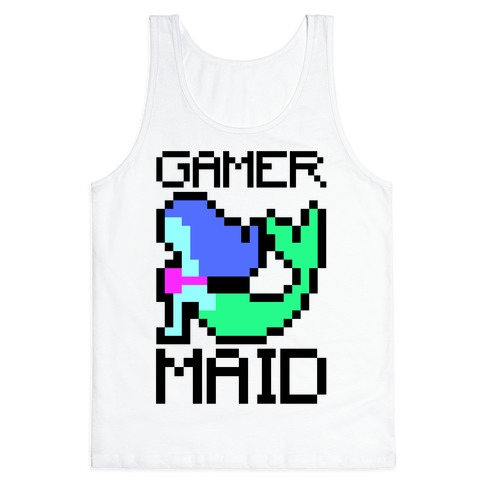 Gamer-Maid Tank Top