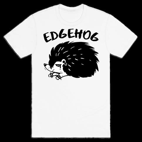 Edgehog Mens/Unisex T-Shirt