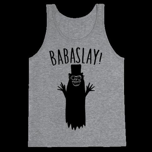 Babaslay Parody Tank Top