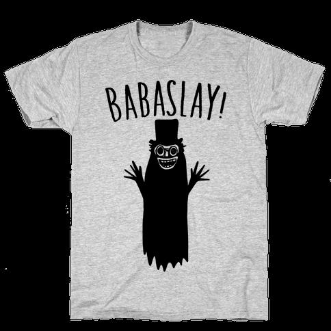 Babaslay Parody Mens T-Shirt