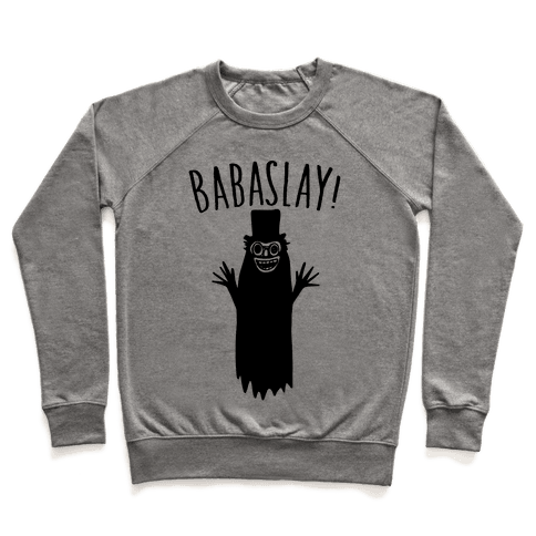 Babaslay Parody Pullover