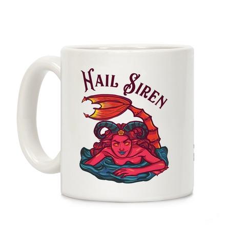 Hail Siren Coffee Mug